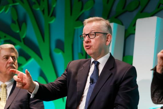 Secretary-of-State Michael Gove Addresses the Oxford Farming Conference