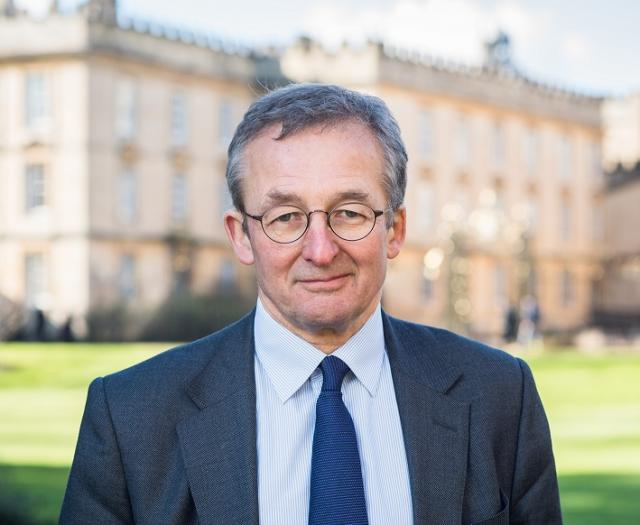 Professor Dieter Helm CBE