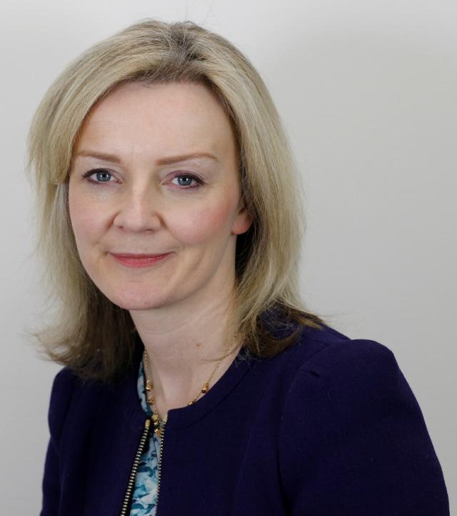 RT Hon Elizabeth Truss MP