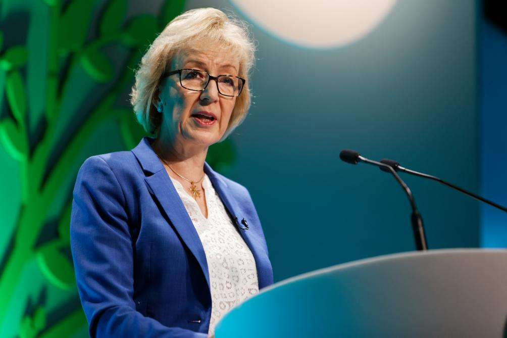 Rt Hon Andrea Leadsom
